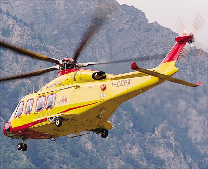 Elicottero Lecco : Colico tre nuovi elicotteri per inaer più efficaci nel