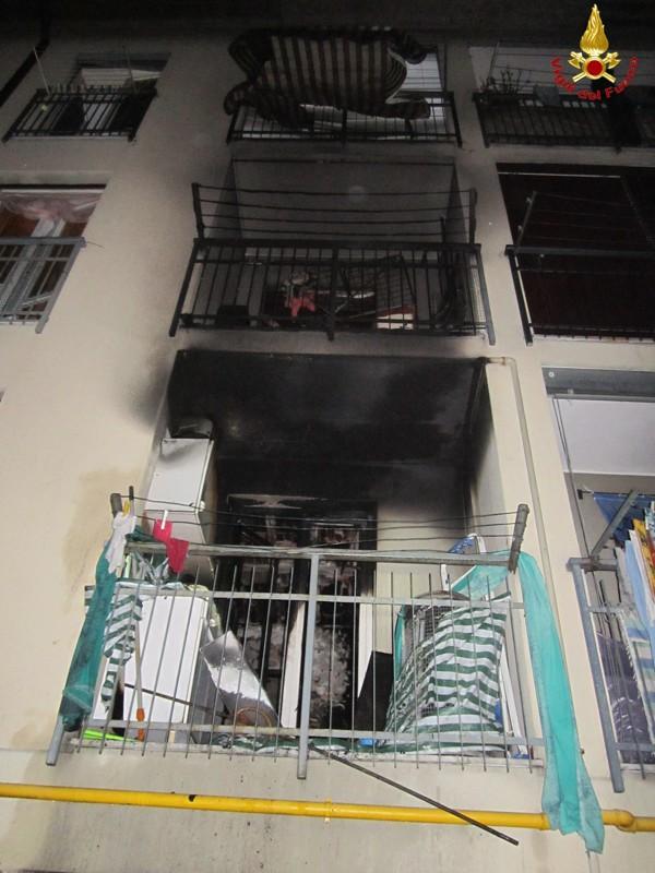 Ultime Notizie: Incendio a LeccoEvacuati 6 appartamenti