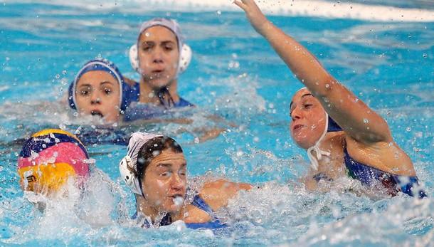 Pallanuoto: Europei, Grecia ko 10-4 e Setterosa in semifinale