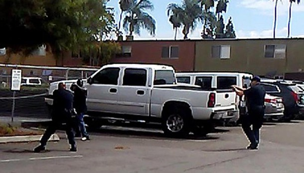 Afroamericano ucciso a San Diego, in centinaia protestano contro la polizia