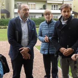 La battaglia dei cittadini è ormai persa Profughi negli alloggi del Bersaglio