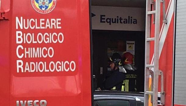 Equitalia, buste sospette in alcune sedi: impiegati in ospedale