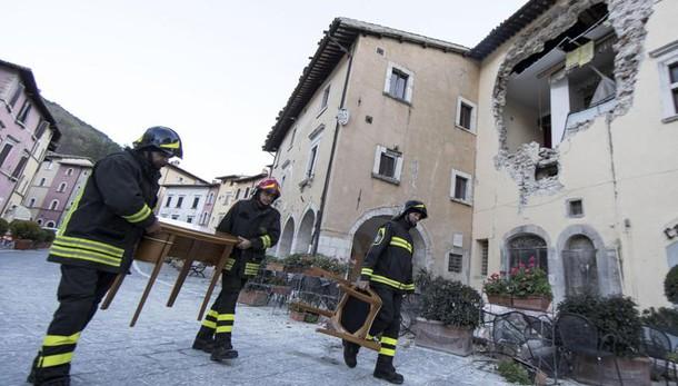 Scossa 4.2 in provincia di Perugia