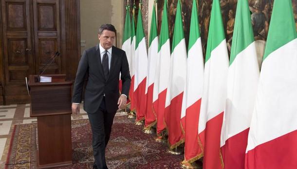 Sisma: Renzi, politica eviti divisioni