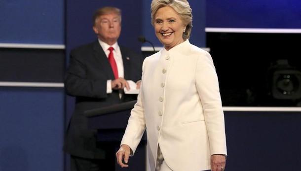 Presidenziali americane, Trump recupera hillary dopo il nuovo scandalo email