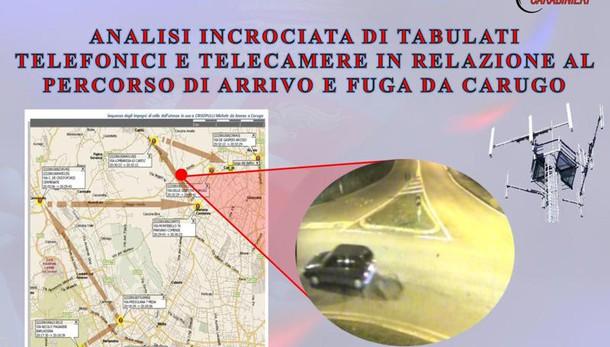 Architetto ucciso nel Comasco, arrestati moglie e amante