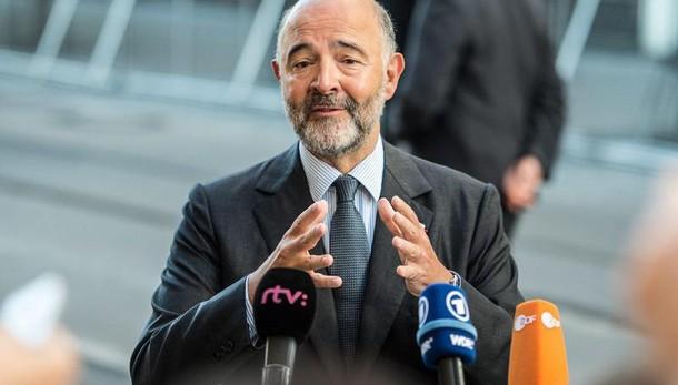 Moscovici: rispetto voto referendum, ma in Italia servono riforme