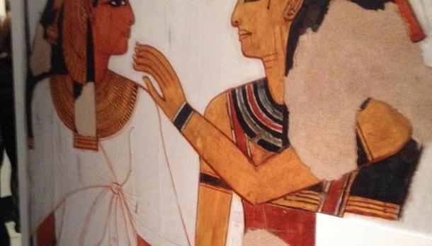 Nel Museo Egizio di Torino scoperti resti di Nefertari