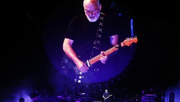 David Gilmour sarà al Circo Massimo il 2 e il 3 luglio