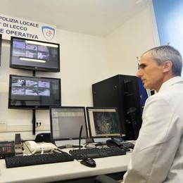Occhi elettronici di ultima generazione  Vigileranno gli ingressi di sette comuni