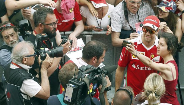 F1 a Sochi, Vettel: