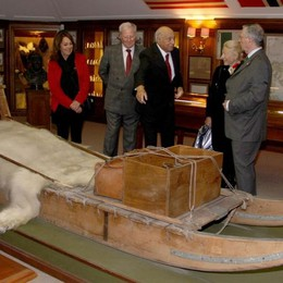 Tremezzina, Monzino al Polo Nord  L'impresa ricordata a Villa Balbianello
