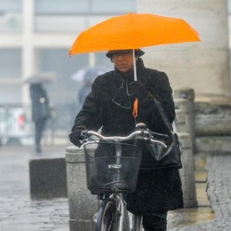 Prosegue il maltempo  Altri 3 giorni di pioggia