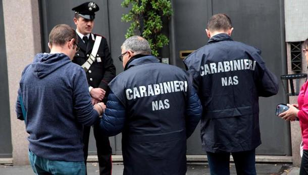 Blitz dei Nas in tutta Italia contro le nuove droghe