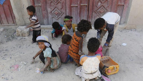 Unicef, entro 20030 a rischio morte 69 mln di bambini