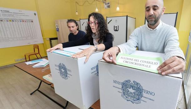 Elezioni amministrative, arrivano i primi dati dal Ministero: affluenza buona