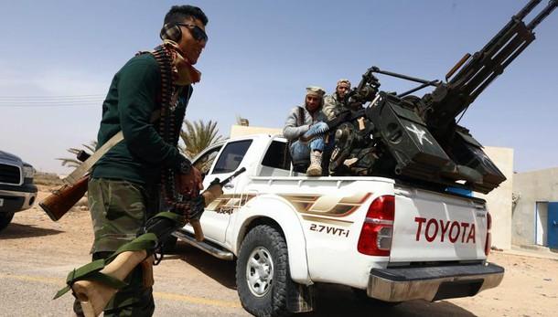 In Libia, violenti combattimenti a Sirte tra governativi e Isis