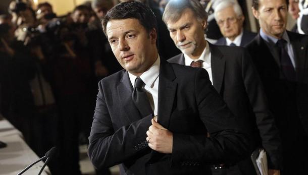 Renzi: problema banche è anche tedesco, rispetto per Italia