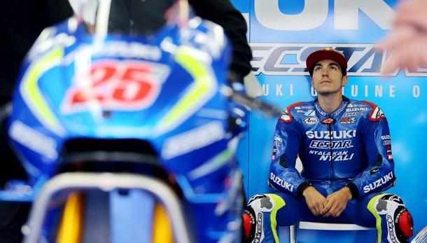 MotoGP Sachsenring, FP2: Vinales super, Rossi-Lorenzo fuori dalla top 10