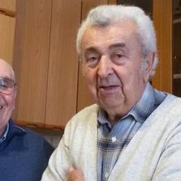 Commilitoni si ritrovano dopo 60 anni  Hanno sempre abitato a pochi chilometri