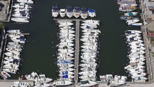 Porto di Ostia sequestrato con i beni di Balini (mezzo miliardo)