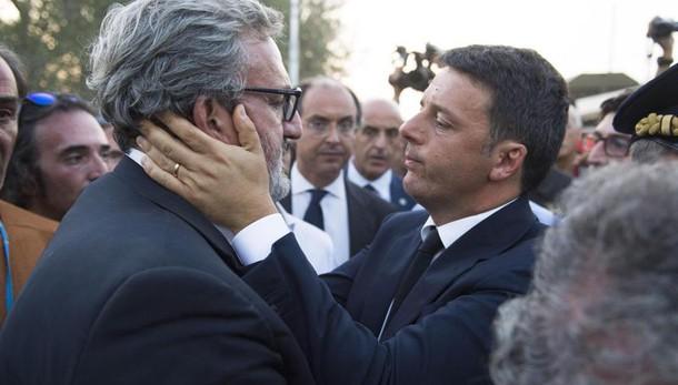 Renzi, Sud? Era assegni a vuoto è finita