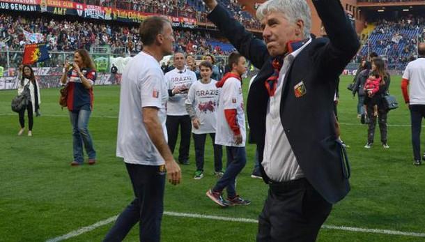 C.Italia: Genoa in rimonta, Lecce ko 3-2