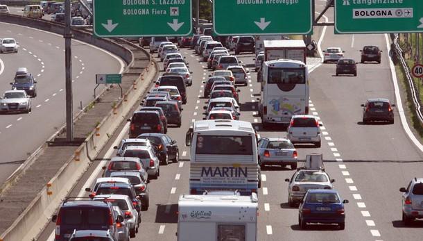 Esodo di Ferragosto: code e traffico intenso sulle autostrade venete