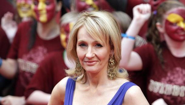 Tre nuovi libri di JK Rowling sul mondo di Harry Potter