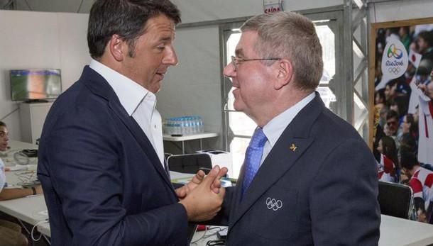 Roma 2024, Matteo Renzi: