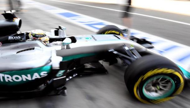 F1, Gp Italia: prove libere, Ferrari vicine alle Mercedes