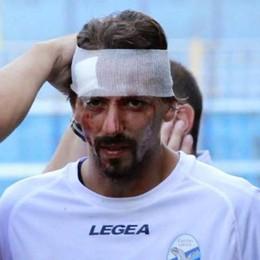 L'Orlando ferito carica i compagni  «Il Lecco deve essere più squadra»