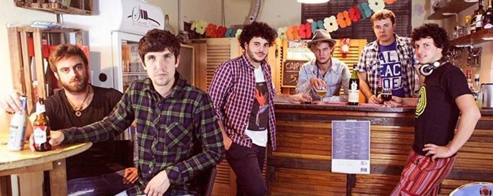 Gli Another story realizzano il sogno  Un disco grazie all'aiuto degli erbesi