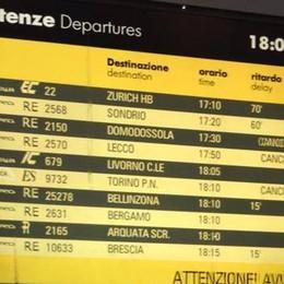 Guasto elettrico alla Stazione Centrale di Milano, traffico ripristinato dopo i disagi