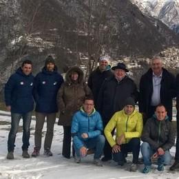 Mondiale di corsa in montagna  Sopralluogo dei tecnici a Premana