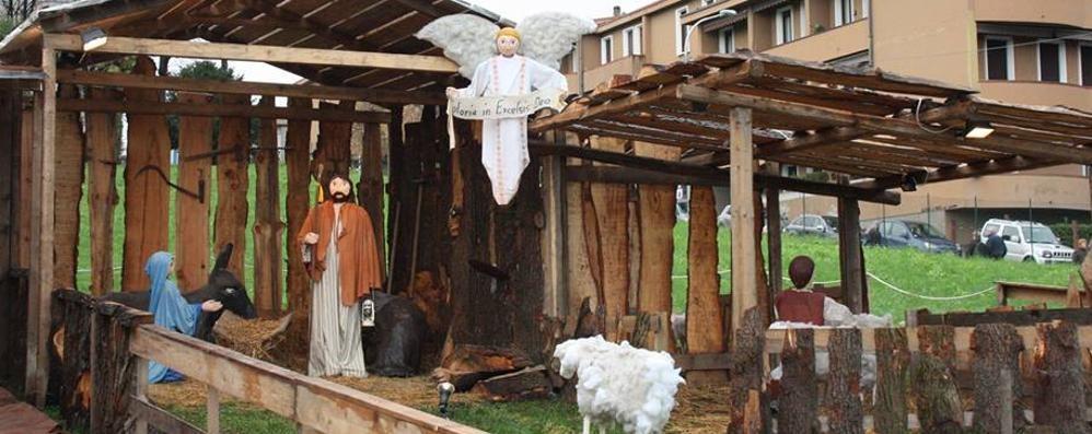 Vandali in oratorio a Merate   Danneggiate le statue del presepe