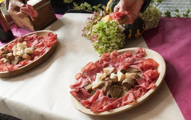 La Brisaola fa gola: «Ma è inimitabile, sì a Slow Food»