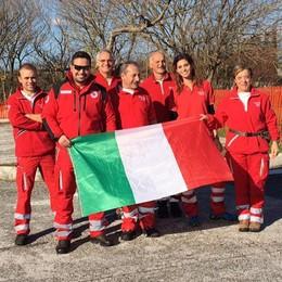 Casatenovo, Croce rossa da record  Un impegno grande 170mila chilometri