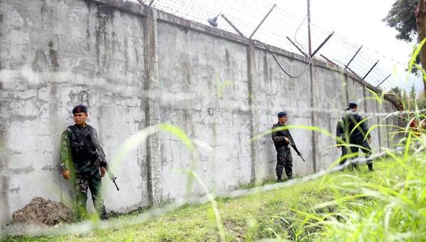 Ribelli musulmani assaltano il carcere di Kidapawan