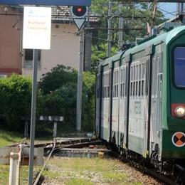 Ferrovia, in ritardo il doppio binario  Mandello, i treni si fermano col contagocce