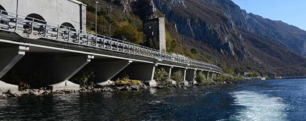 Ciclabile Abbadia- Lecco   Un tracollo da 4 milioni di euro