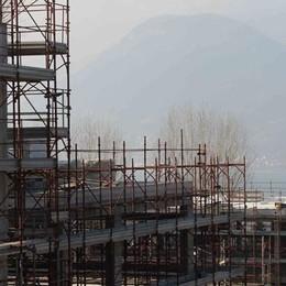 Campus scolastico del Galilei di Colico  Secondo lotto, servono due milioni