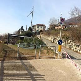 Vandali scatenati al punto di ristoro  sulla via che porta a San Pietro