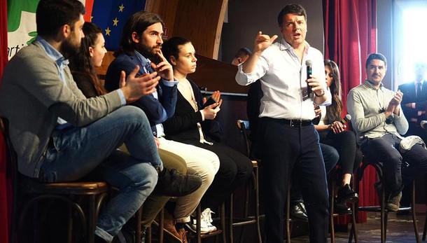 Nasce ufficialmente il Comitato per Matteo Renzi segretario a Rignano Flaminio