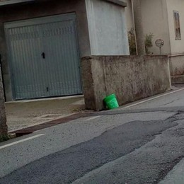 Calolzio, strade gruviera  «Colpa della banda larga»