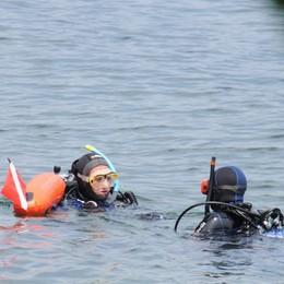 Malore dopo l'immersione  Paura per un sub al Moregallo
