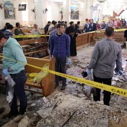 Egitto: Isis rivendica attacchi a chiese