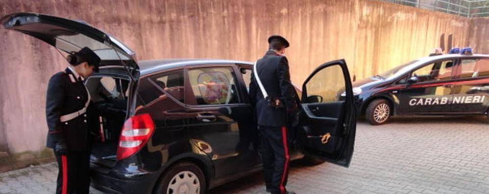 Tentano furto con martelli e mazzette  Messi in fuga dal sistema di sicurezza