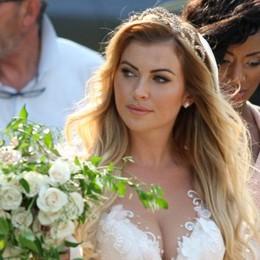 Che spot con le nozze del calciatore  Lake Como spopola in Inghilterra