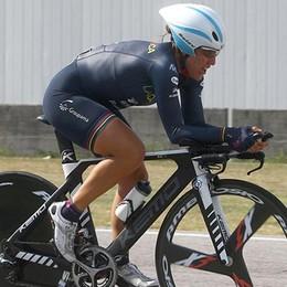 Campionati italiani cronometro  Silvia Valsecchi è ancora terza